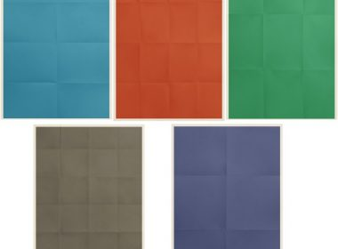 5 Folded Paper Backgrounds