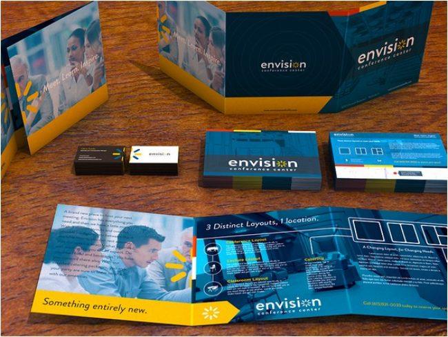 Envision Print Material