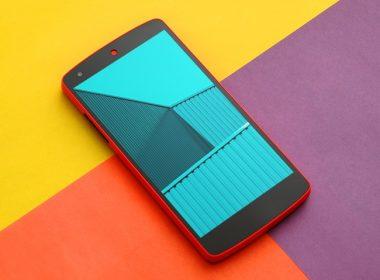 Free Nexus 5 mockup