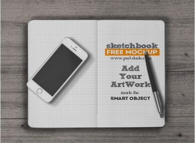 Free Sketch Mock-up