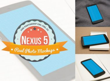 30+ Google Nexus Mobile Mockups - Free Vector , PSD