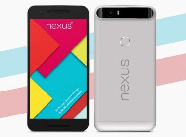 Nexus 6P Freebie PSD Mockup