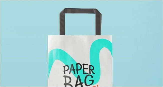 Psd Paper Bag Mockup Vol2