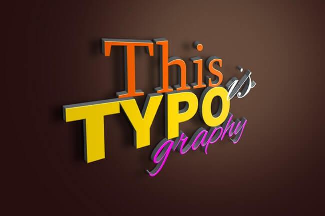 19  free letterpress logo mockups psd templates