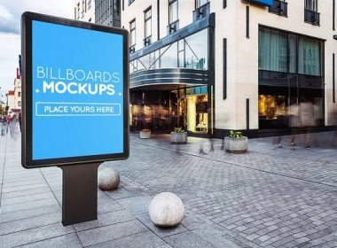 +14 Billboards Mockups V.6