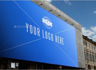 5 Photorealistic Billboard Banner Mock-Ups