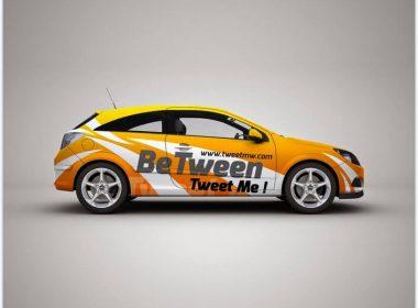 Car Branding Mockup Vol1