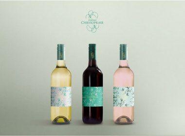 Clean Wine Bottle Mockup