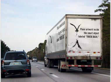 Truck Wrap Mockup
