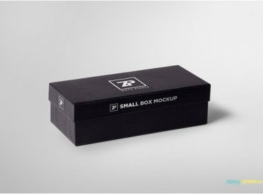 2 Free Attractive Gift Box Mockups