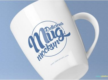 Awesome Coffee Mug Mockup PSD's