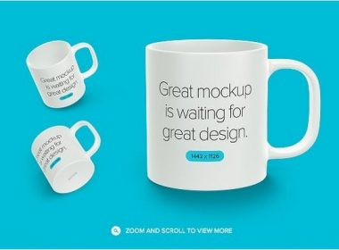 Coffee Mug Mockup SALE