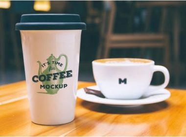 30+ Awesome Mug Mockup PSD Templates