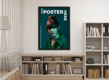 Creative Interior Poster Mockup For Designers
