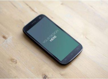 FREE MOCK-UPS PSD ANDROID PHONE