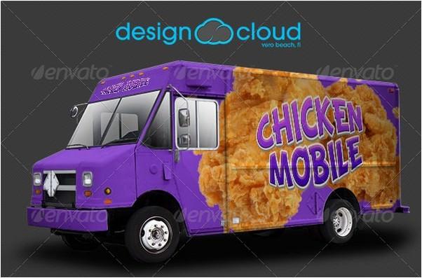 Food Truck Mock Up Kit