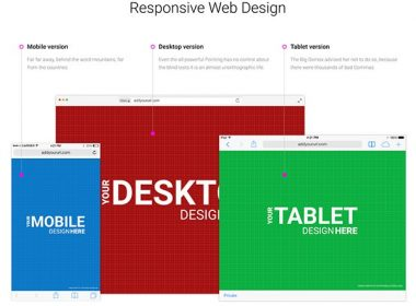 Free .psd Responsive Browser Mockup