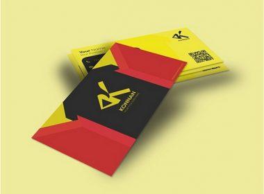 Freebie Business Card Mock-U