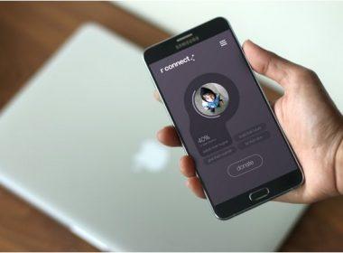 Photo-realistic Android App Display Mockups