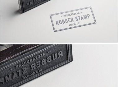 Rubber Stamp PSD MockUp #2
