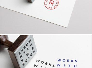 Rubber Stamp PSD MockUp #3