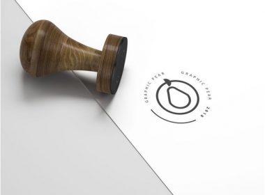 Stamp Mockup – Photoshop Smart Object