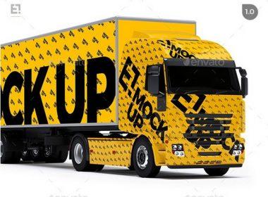 Truck Mockup V2