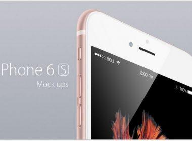 3 Angle iPhone 6s