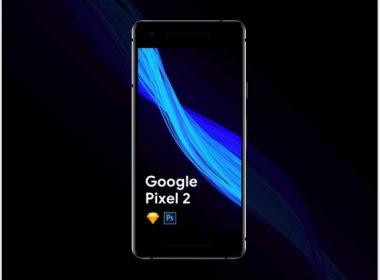 Amazing Google Pixel 2 Mockups