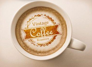 Caffee Logo Mockup