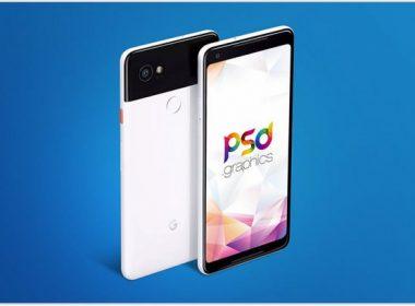 Free Google Pixel 2 XL PSD