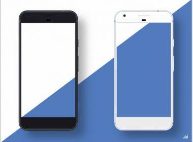 Free Google Pixel Mockup