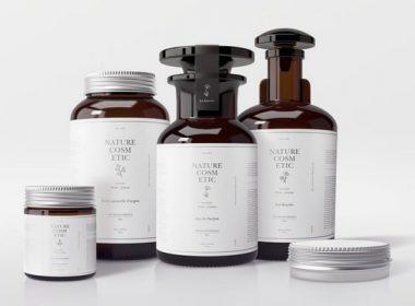 Natural Cosmetic Packaging