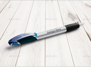 Pen Mock Up V.3