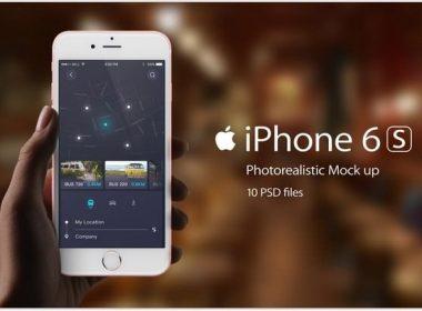 Photorealistici Phone 6s