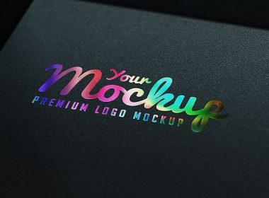 Premium Logo Mockup