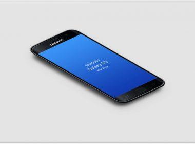 Samsung Galaxy S7 PSDMockUp