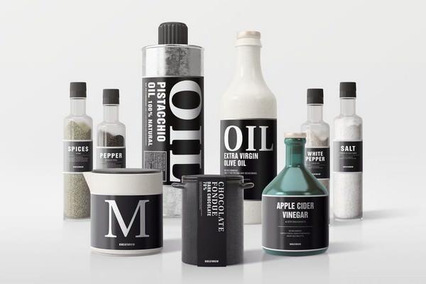 Seasonings Packaging
