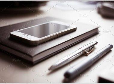 Pens & Diary