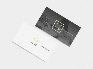 7+ Business Card Mockups
