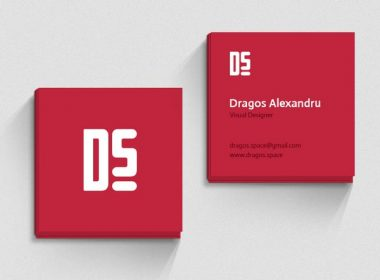 Free Mockup - Business Card