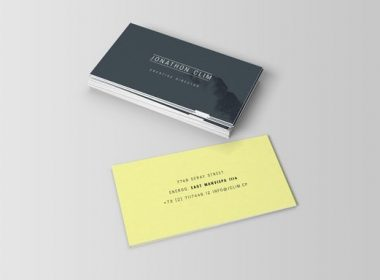 Ultimate Business Card Mockups