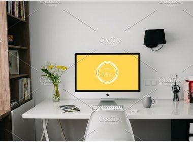 iMac Mockup Template-2