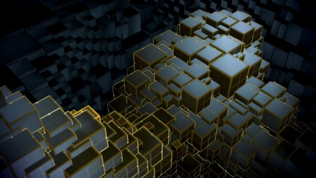 1920 × 1080 Cube abstract, 3d HD Wallpapers 1920x1080