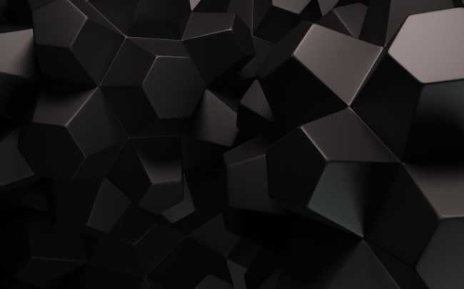 2560 × 1600 High Quality Stunning Black Abstract Image