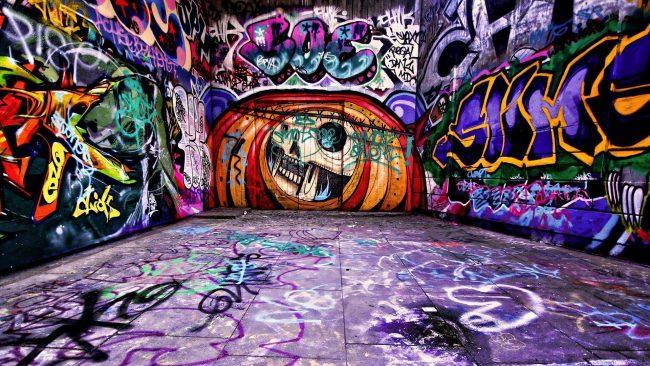 1920 × 1080 Graffiti Abstract HD wallpapers