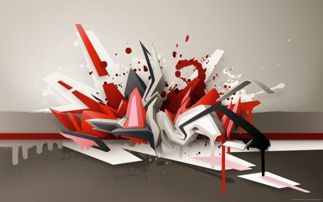 2560 × 1600 Download Free Red White and Black Abstract Images For Laptop Desktops