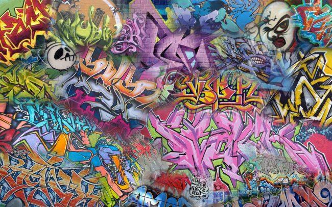 2560 × 1440 StunningAbstract Graffiti Wallpaper Downloads