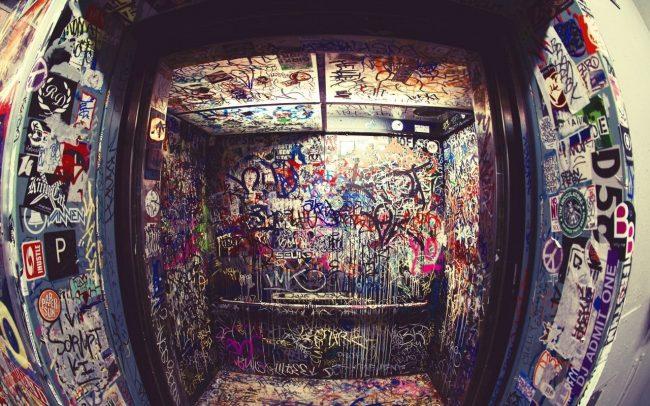 2560 × 1600 Mix graffiti Art Wallpaper HD