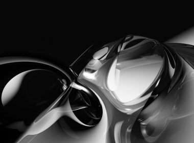 Black And White Dark Abstract Wallpapers HQ-2560×1600